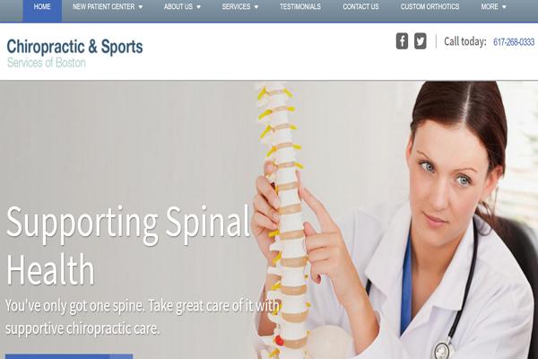 Chiropractors in Boston