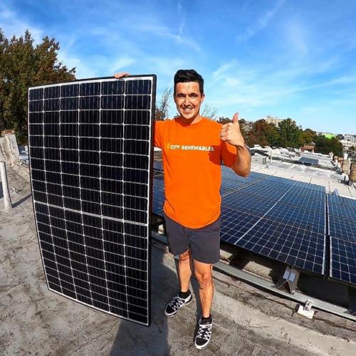 Top Solar Panels in Washington