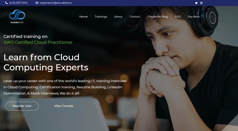 Cloud Computing Training Providers Online