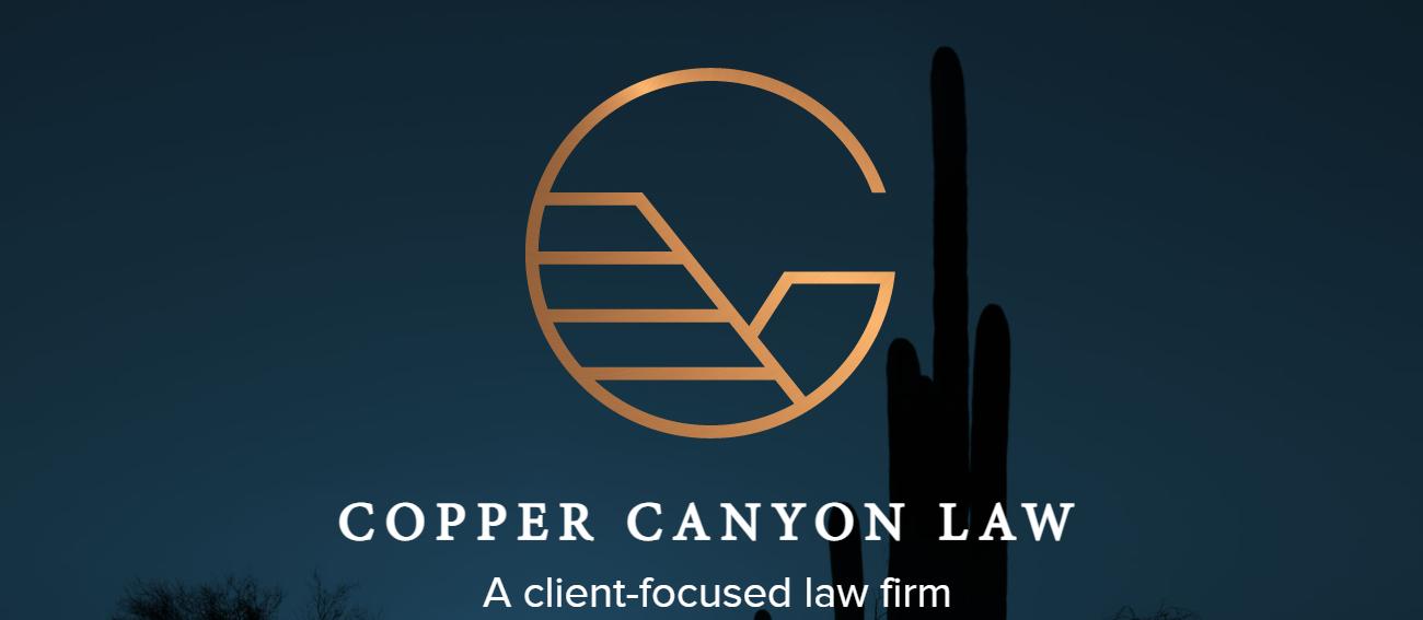 Copper Canyon Law in Mesa, AZ