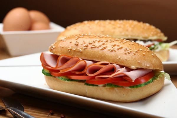 Sandwich Shops Louisville