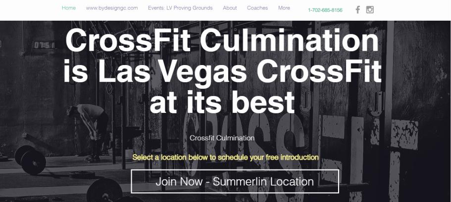 CrossFit Culmination in Las Vegas, NV