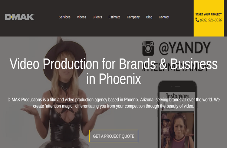 Product Video Production Agencies US