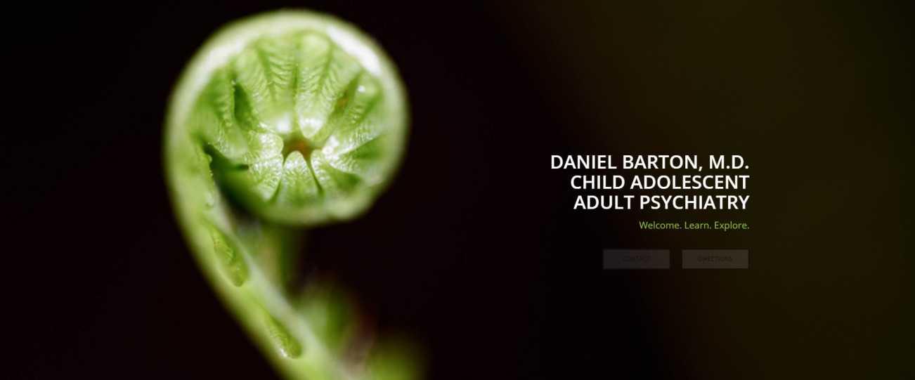 Daniel Barton, M.D.