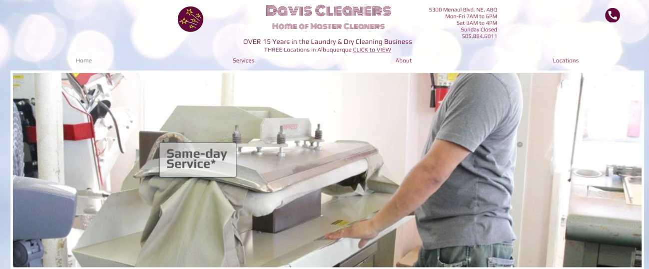 Davis Cleaners