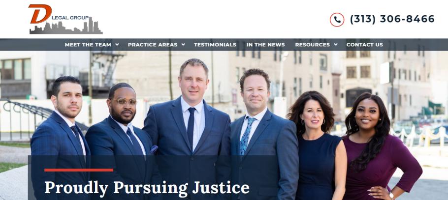 Detroit Legal Group in Detroit, MI