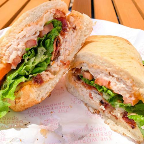 Good Sandwich Shops in Las Vegas