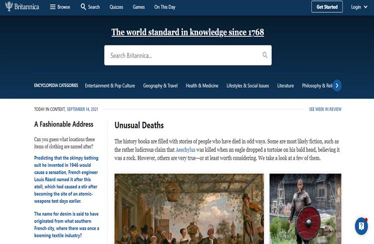 Good Informative Websites Online