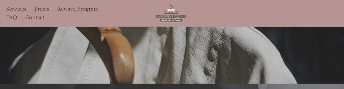 Excell Cleaners - The Cleaners on Lomas