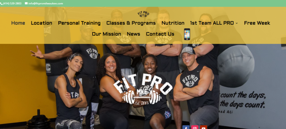 Fit Pro MKE in Milwaukee, WI