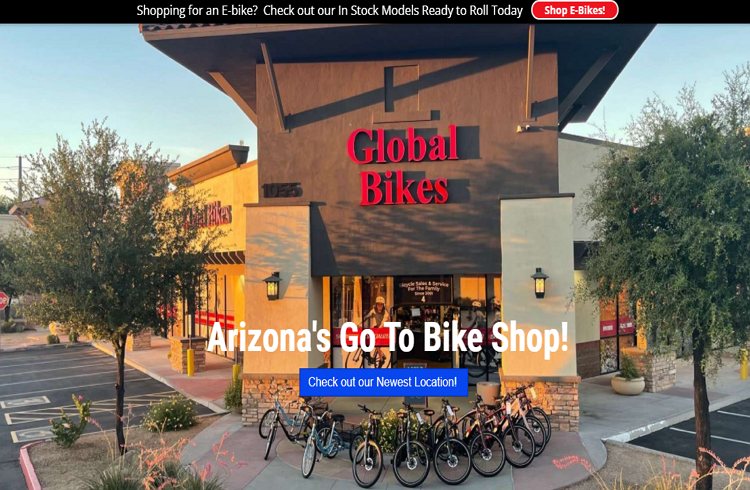 Best rated Stores with Electric Bikes