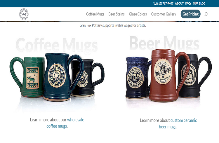 Best rated Websites Offering Personalized Coffee Mugs