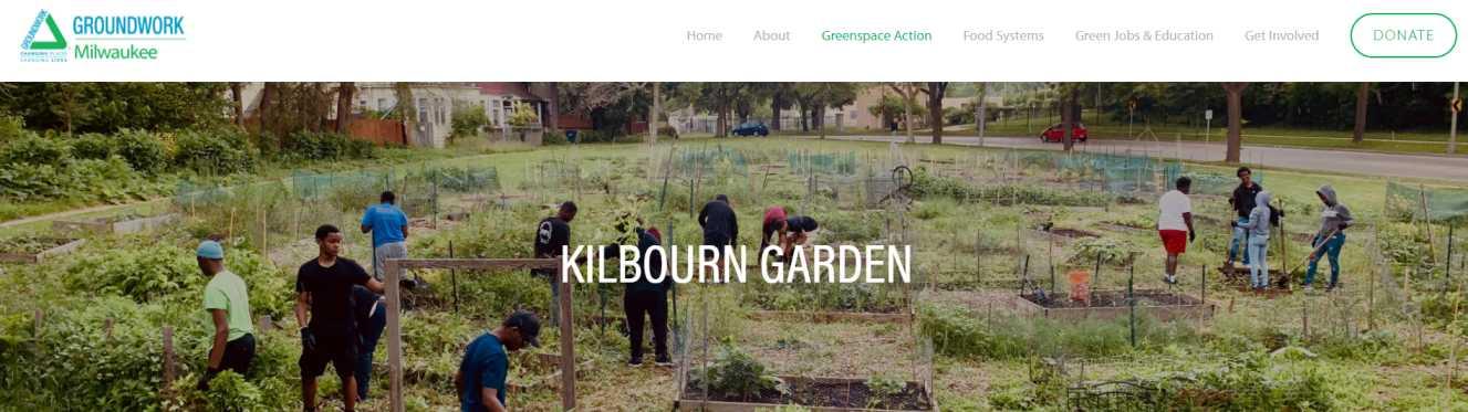 Kilbourn Park Community Garden