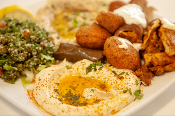 Top Greek Food in Portland
