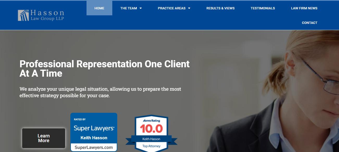 Hasson Law Group in Atlanta, GA