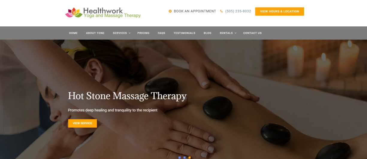 Healthwork Yoga and Massage Therapy