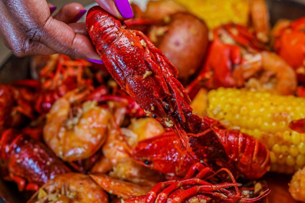 One of the best Seafood Restaurants in St. Louis