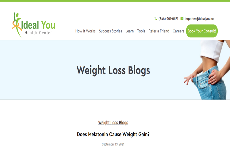 Best rated Weight Loss Blogs