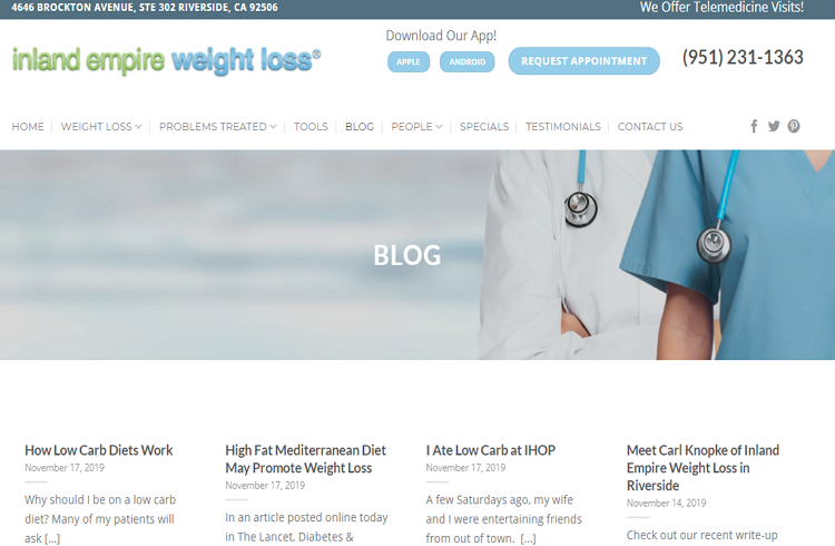 One of the best Weight Loss Blogs