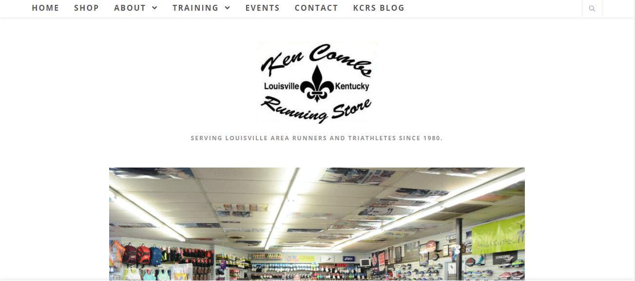 Ken Combs Running Store in Louisville, KY