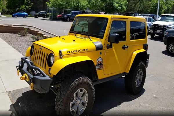 Jeep Dealers in Denver
