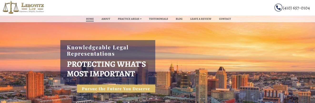 Lebovitz Law LLC