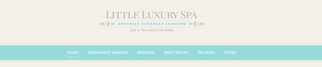 Little Luxury Spa & Permanent Makeup