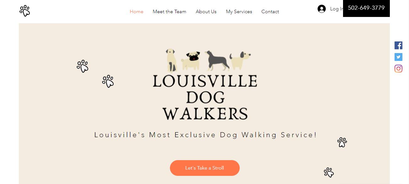 Louisville Dog Walkers in Louisville, KY
