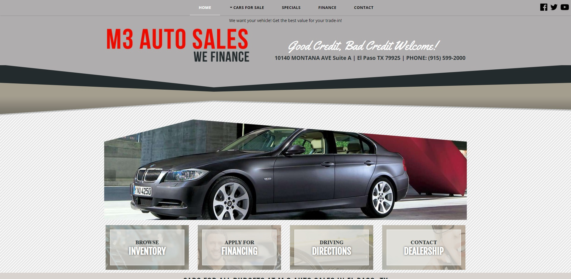 The Best BMW Dealers in El Paso, TX