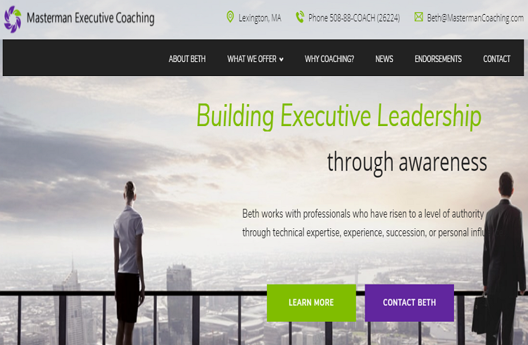 One of the best Executive Coaching Services in Boston