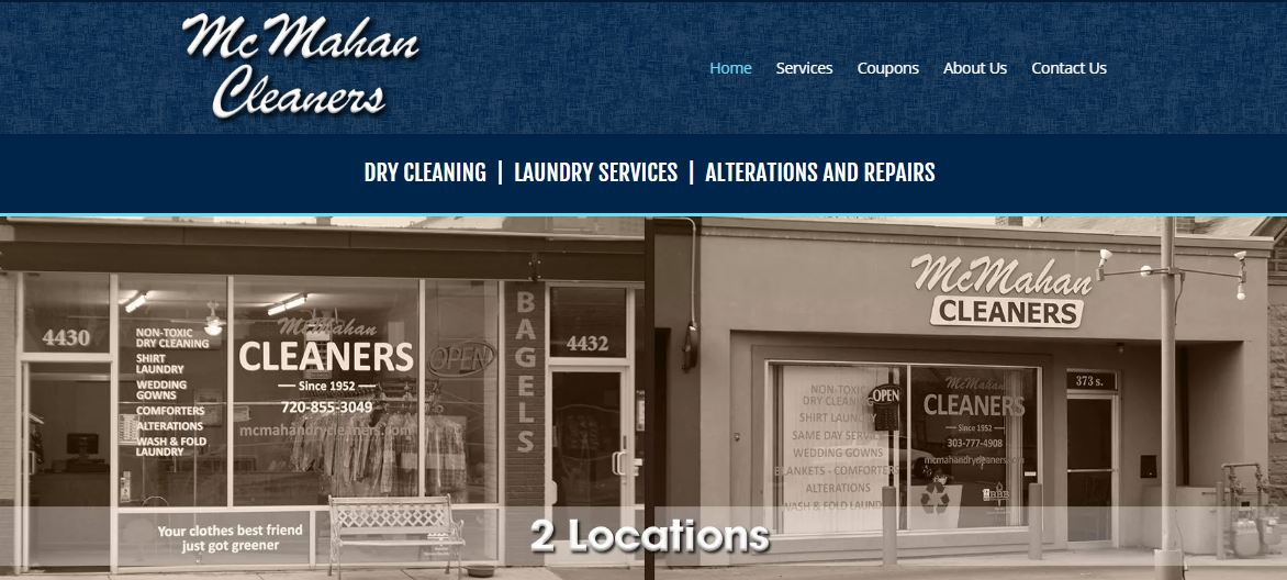 McMahan Cleaners