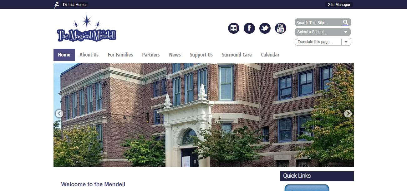 Mendell School in Boston, MA