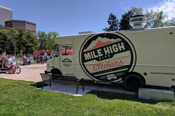 Good Food Trucks in Denver