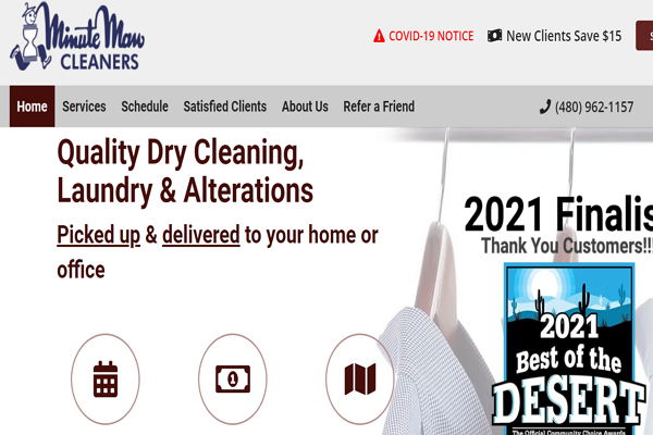 Top Dry Cleaners in Mesa
