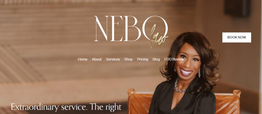 Nebo Law Firm in Atlanta, GA