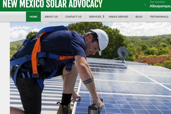 Solar Battery Installers Albuquerque