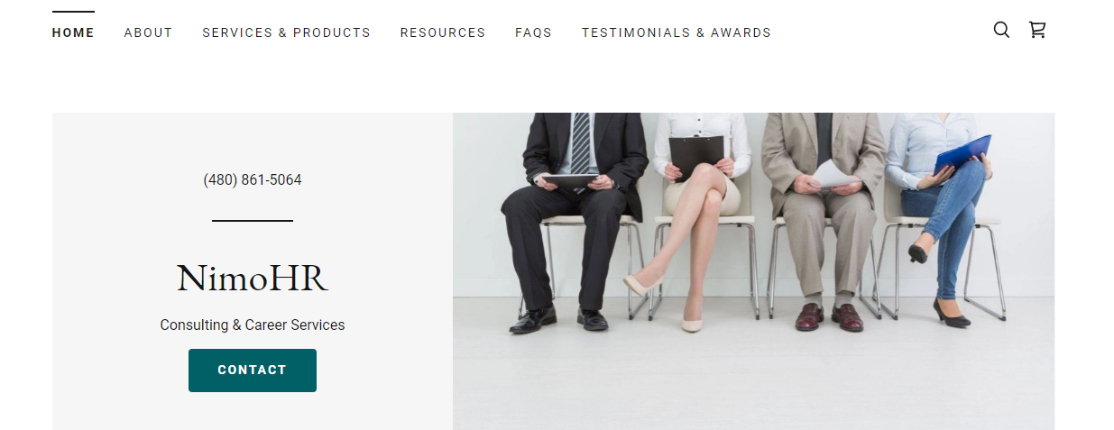 NimoHR Consulting & Career Services
