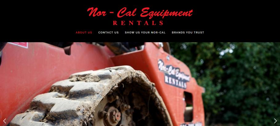 Nor-Cal Equipment Rentals in Sacramento, CA