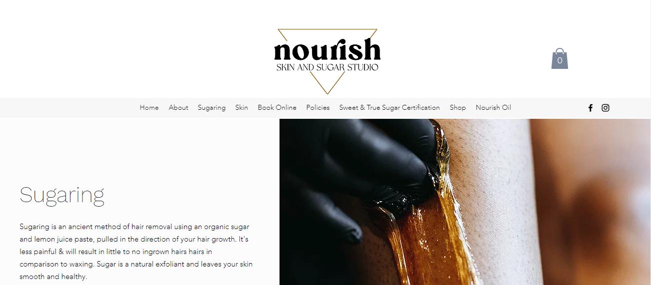 Nourish Skin and Sugar Studio in Milwaukee, WI