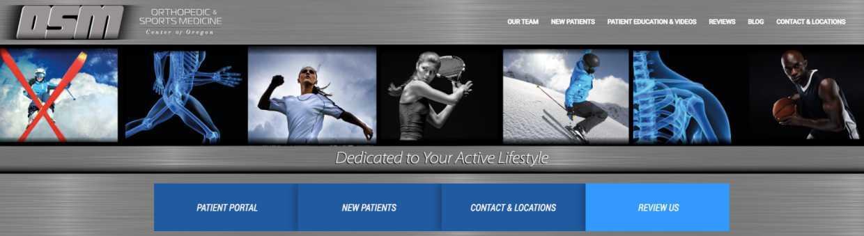 The Orthopedic & Sports Medicine Center of Oregon