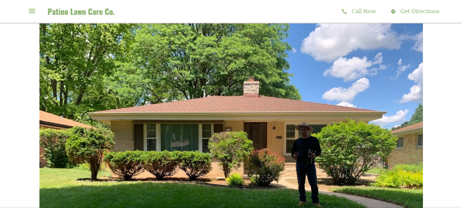 Patino Lawn Care in Milwaukee, WI