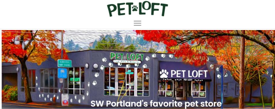 Pet Loft in Portland, OR