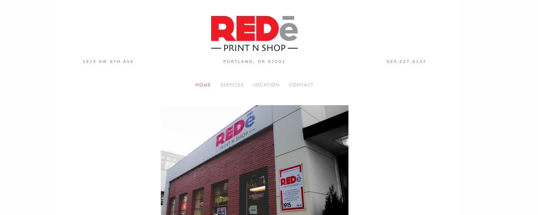 REDe Print n Shop