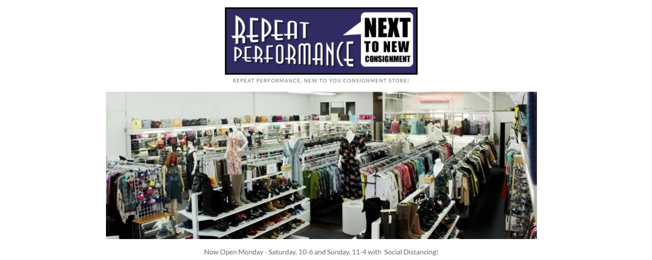 Repeat Performance Consignment Superstore