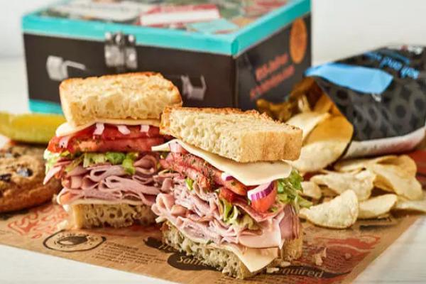 Top Sandwich Shops in Las Vegas