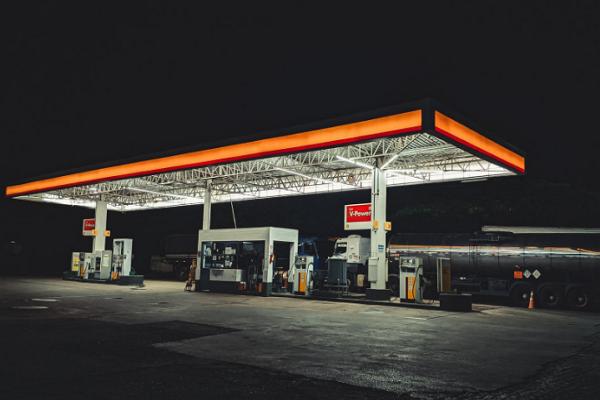 Petrol Stations Mesa
