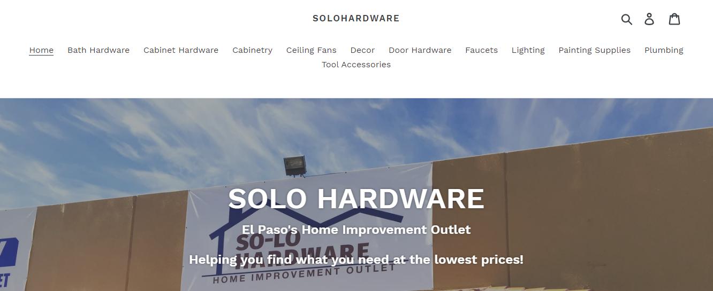 So-Lo Hardware