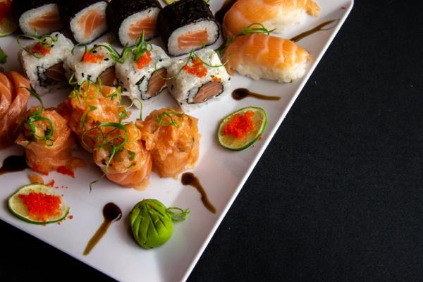 Top Sushi in Sacramento