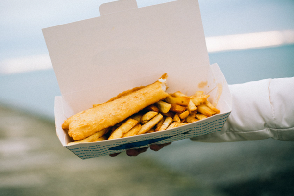 Top Fish and Chips in Oklahoma City