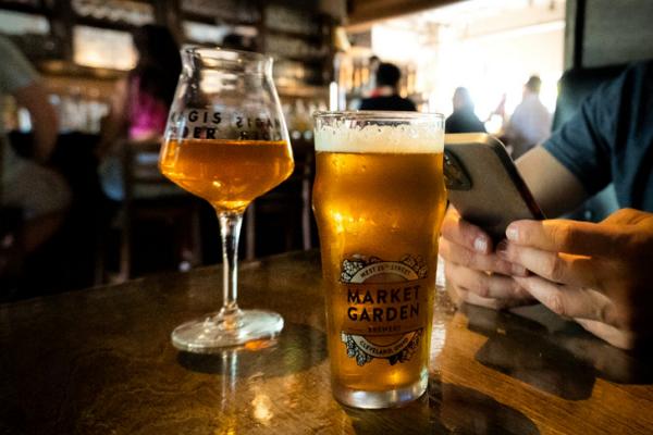 Good Craft Breweries in Boston